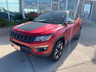 Used 2018 Jeep Compass Trailhawk for sale in Tilbury, ON