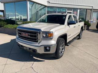 Used 2015 GMC Sierra 1500 SLT for sale in Tilbury, ON