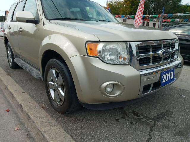 2010 Ford Escape Limited-EXTRA CLEAN-LEATHER-BLUETOOTH-AUX-ALLOYS