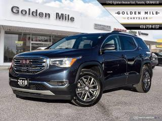 Used 2018 GMC Acadia SLT-1 SLT One Owner, Leather, Sunroof, Navigation for sale in North York, ON