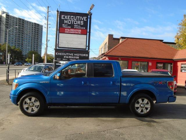 2010 Ford F-150 FX2 Sport/ ONE OWNER / NO ACCIDENT / MINT / LOADED