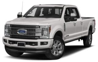 New 2019 Ford F-250 Platinum for sale in Tilbury, ON
