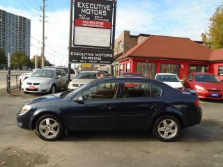 Used 2010 Chevrolet Cobalt LT w/1SA/ ONE OWNER / NO ACCIDENT / LOW KM / CLEAN for sale in Scarborough, ON