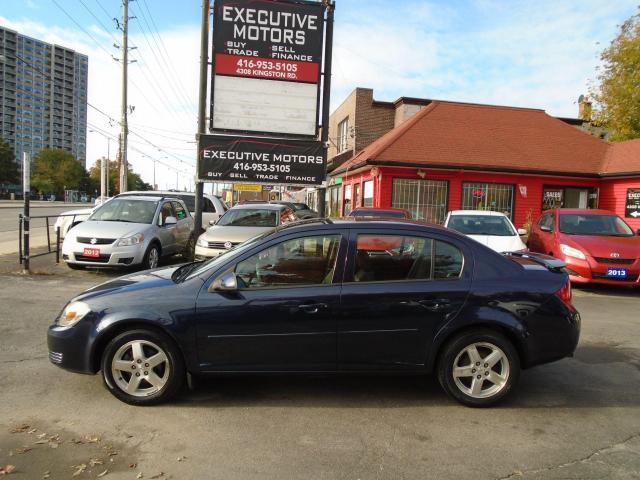 2010 Chevrolet Cobalt LT w/1SA/ ONE OWNER / NO ACCIDENT / LOW KM / CLEAN