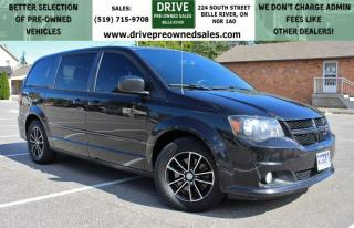 Used 2014 Dodge Grand Caravan SE/SXT ONE OWNER -- NO ACCIDENTSBluetooth Backup Cam Stow N Go DVD ES for sale in Belle River, ON