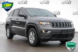 Used 2017 Jeep Grand Cherokee LAREDO 4x4 for sale in Innisfil, ON