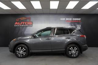 Used 2016 Toyota RAV4 LE AWD AUTO SIÈGES CAMERA BLUETOOTH 91 812 KM !! for sale in Lévis, QC