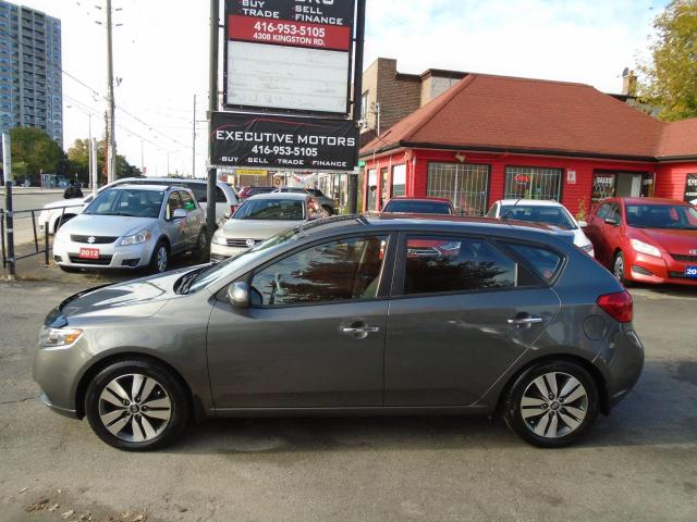 2013 Kia Forte5 EX/ LOW KM / CLEAN / ALLOYS / HEATED SEATS/ A/C /