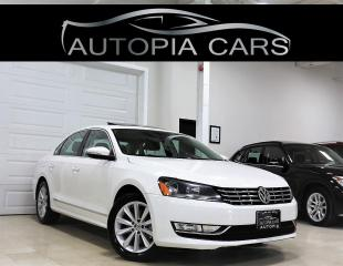Used 2012 Volkswagen Passat 2.0 TDI HIGHLINE NAVIGATION FNDER SOUND SYSTEM for sale in North York, ON