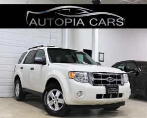 Used 2010 Ford Escape 4WD 4dr I4 Auto XLT for sale in North York, ON