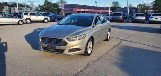 Used 2016 Ford Fusion 4dr Sdn SE FWD for sale in Burlington, ON