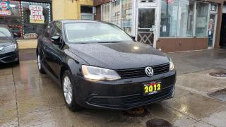 Used 2012 Volkswagen Jetta Sedan 4dr 2.0L Man Comfortline for sale in Scarborough, ON