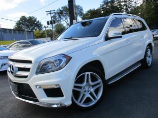 Used 2013 Mercedes-Benz GL-Class GL 350 BLUETEC|AMG PKG|NAVIGATION|PANORAMA ROOF| for sale in Burlington, ON