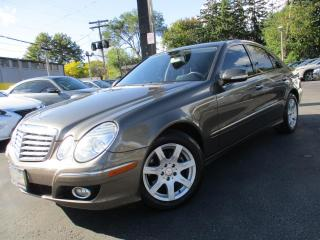 Used 2008 Mercedes-Benz E-Class E320 BLUETEC|DIESEL|NAVIGATION|LOW KMS|81KMS for sale in Burlington, ON