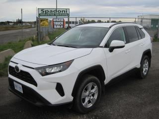 Used 2019 Toyota RAV4 LE for sale in Thunder Bay, ON