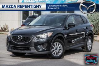 Used 2013 Mazda CX-5 GX FWD BAS KM BLUETOOTH CRUISE MAGS 350$ for sale in Repentigny, QC