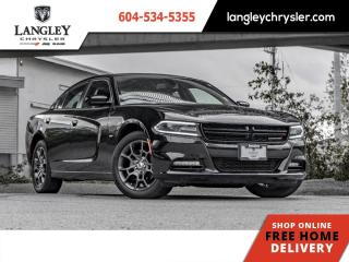 Used 2018 Dodge Charger GT  AWD / Accident Free / Local / Navi for sale in Surrey, BC