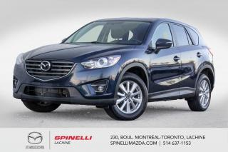 Used 2016 Mazda CX-5 GS AWD GPS Toit Ouvrant Sieges Chauffants Mazda CX-5 GS AWD 2016 for sale in Lachine, QC