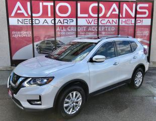 Used 2019 Nissan Rogue SV-ALL CREDIT ACCEPTED for sale in Toronto, ON