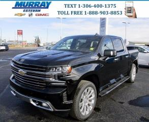 New 2021 Chevrolet Silverado 1500 High Country/ SUNROOF/ BEDLINER/ HEATED/COOLED LEA for sale in Estevan, SK