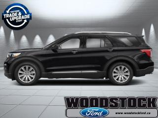 New 2020 Ford Explorer XLT  - $323 B/W for sale in Woodstock, ON