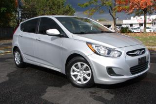 Used 2014 Hyundai Accent GL for sale in Mississauga, ON