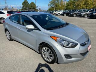Used 2011 Hyundai Elantra GL ** HTD SEATS, BLUETOOTH, CRUISE ** for sale in St Catharines, ON