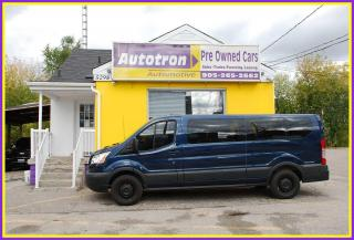 Used 2017 Ford Transit 350 2017 Ford Transit 350 12 Passenger Van for sale in Woodbridge, ON
