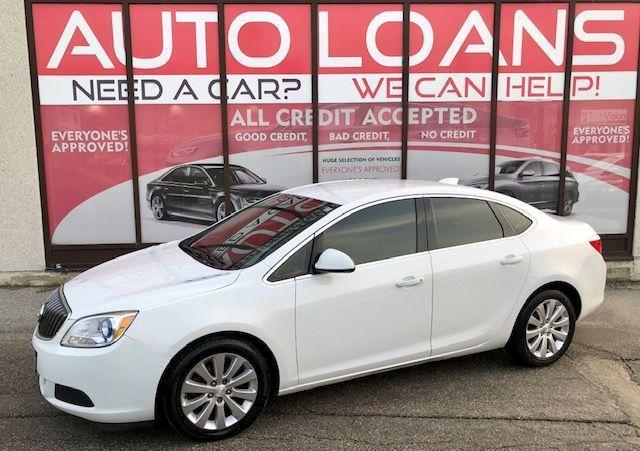 2016 Buick Verano Base-ALL CREDIT ACCEPTED