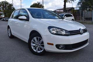 Used 2013 Volkswagen Golf COMFORTLINE for sale in Oakville, ON