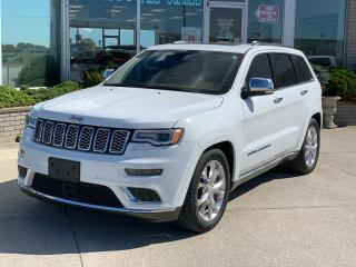 Used 2019 Jeep Grand Cherokee Summit for sale in Tilbury, ON
