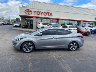 Used 2016 Hyundai Elantra GLS for sale in Cambridge, ON