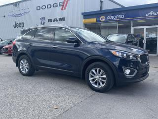 Used 2017 Kia Sorento LX for sale in Aylmer, ON