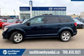 Used 2013 Dodge Journey CVP/CURISE/AIR/ALLOYS for sale in Edmonton, AB