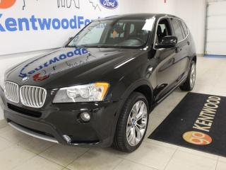 Used 2014 BMW X3 3 MONTH DEFERRAL! *oac | SPORTY LUXURY| AWD| for sale in Edmonton, AB
