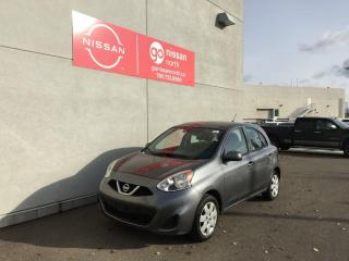 Used 2017 Nissan Micra S 4dr FWD Hatchback for sale in Edmonton, AB