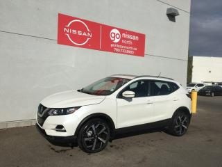 New 2020 Nissan Qashqai SL 4dr AWD Sport Utility for sale in Edmonton, AB