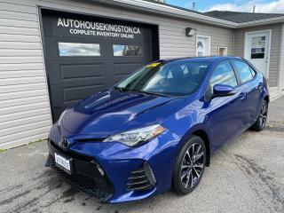 Used 2019 Toyota Corolla SE for sale in Kingston, ON