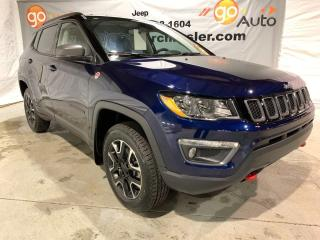 New 2021 Jeep Compass Trailhawk for sale in Peace River, AB
