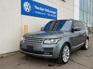 Used 2016 Land Rover Range Rover HSE DIESEL - RARE! for sale in Edmonton, AB
