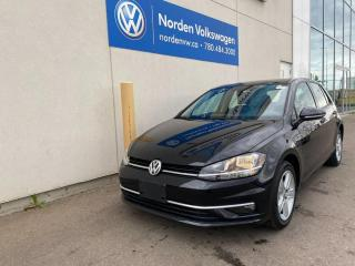 Used 2018 Volkswagen Golf COMFORTLINE AUTO W/ DRIVERS ASST PKG - CERTIFIED for sale in Edmonton, AB