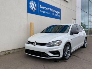 Used 2018 Volkswagen Golf R 2.0T 4MOTION W/ DRIVER'S ASSIST PKG - CERTIFIED for sale in Edmonton, AB