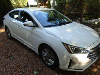 Used 2020 Hyundai Elantra Preferred for sale in Sutton West, ON