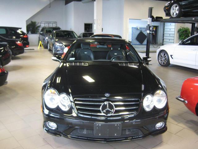 2007 Mercedes-Benz SL-Class 5.5L AMG