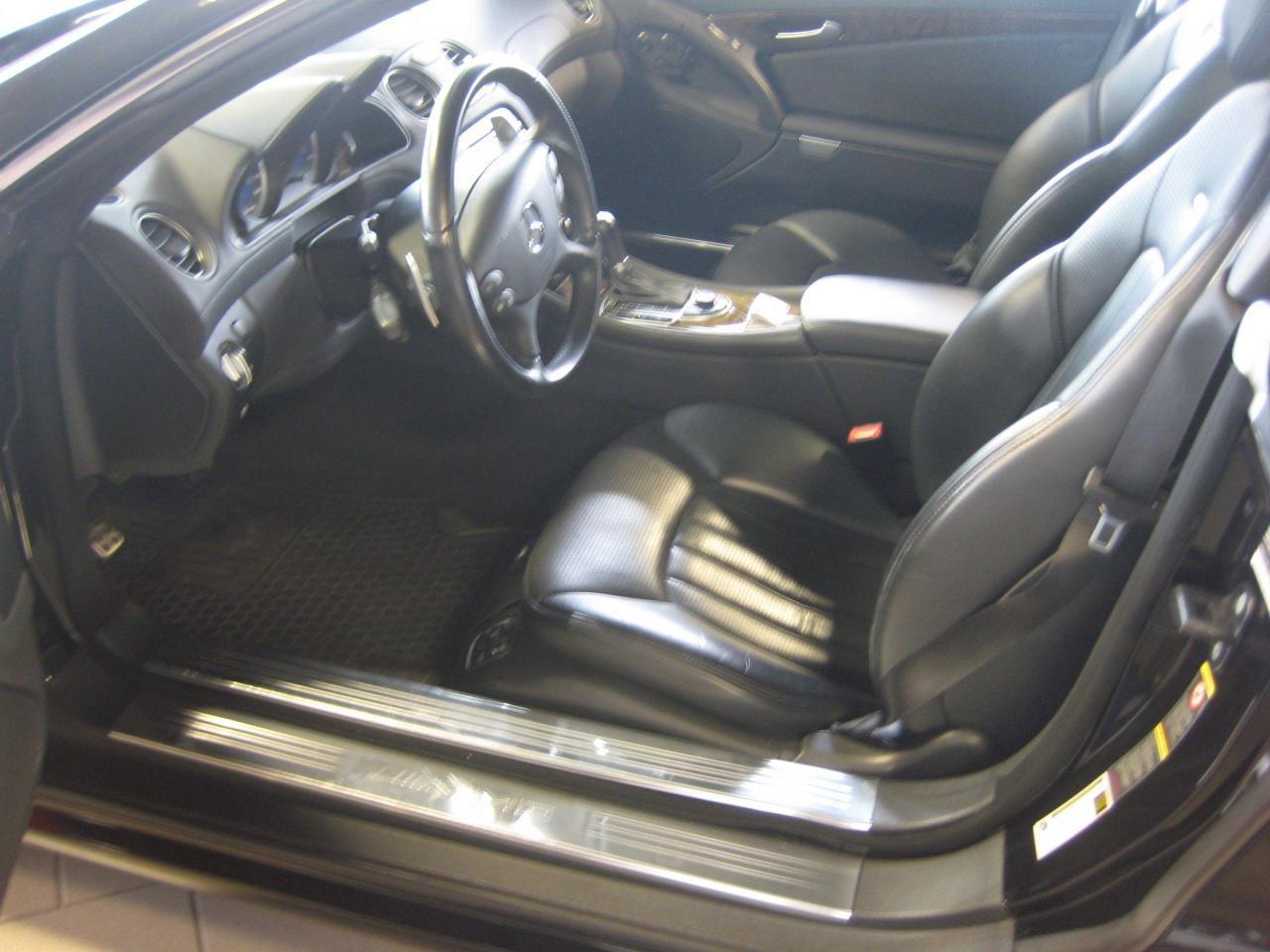 2007 Mercedes-Benz SL-Class