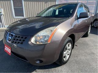 Used 2009 Nissan Rogue S for sale in Tilbury, ON