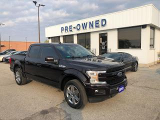 Used 2019 Ford F-150 Lariat for sale in Brantford, ON