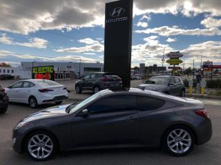 Used 2013 Hyundai Genesis Coupe Premium for sale in North Bay, ON