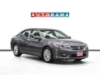 Used 2015 Honda Accord EX-L LEATHER SUNROOF BACKUP CAMERA for sale in Toronto, ON