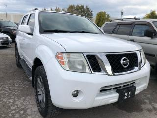Used 2010 Nissan Pathfinder SE for sale in Pickering, ON